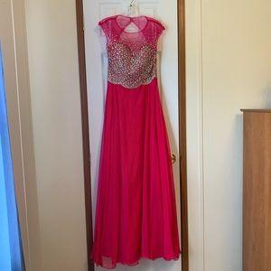 Rachel Allan Formal Gown